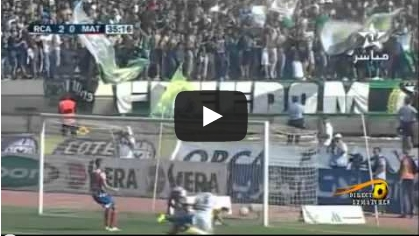 الرجاء والمغرب التطواني 5-0
