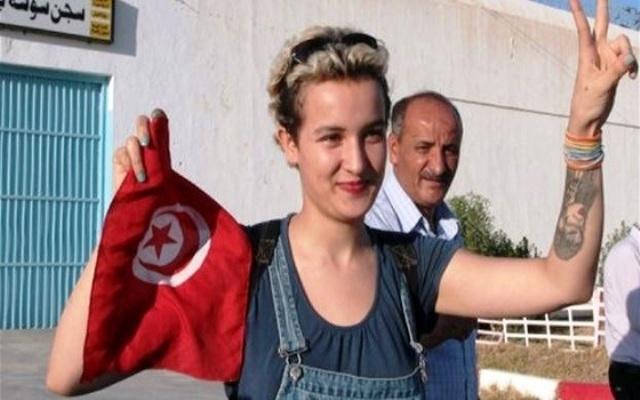 التونسية أمينة السبوعي تمنع من دخول لبنان