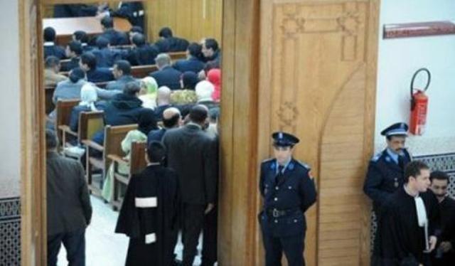 متابعة 6 مغاربة  بقضايا تتعلق بالإرهاب