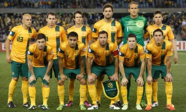 أستراليا أول منتخب يحل بالبرازيل