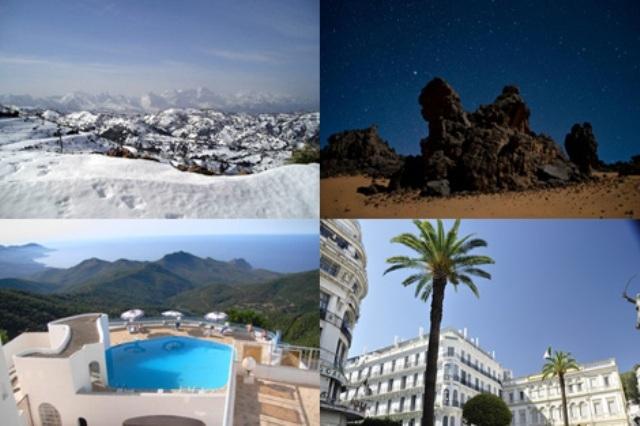 الجزائر واستقطاب السياح من خلال صالون دولي