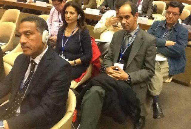 الاتحاد المغربي للشغل يشارك في أشغال مؤتمر العمل الدولي بجنيف