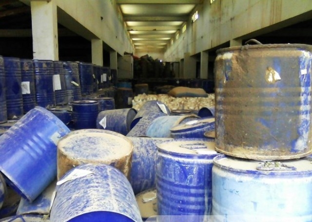 مبيدات سامة تهدد الحياة البشرية والحيوانية بالعين الكحلة الجزائرية