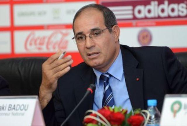 الزاكي يستدعي 7 لاعبين محليين لتربص المنتخب