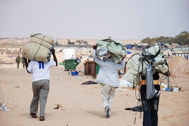 رياح من العنصرية ضد المهاجرين الأفارقة تهب على الجزائر