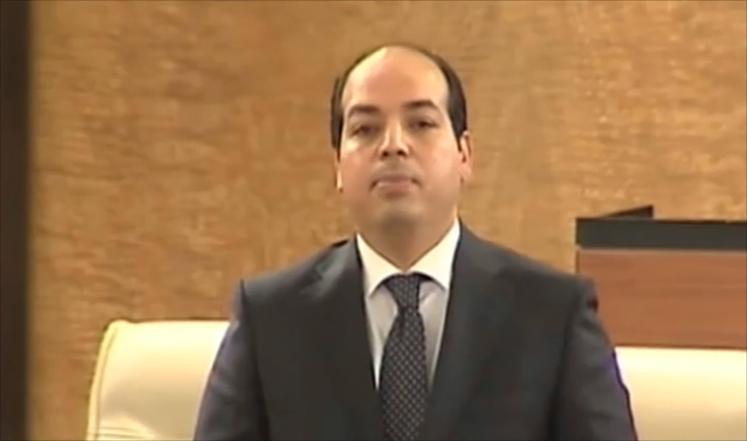 أبو سهمين يصادق على انتخاب معيتيق رئيسا للوزراء