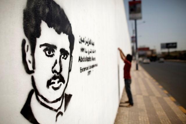فنان تشكيلي يمني يتألق برسوماته على الجدران و يفوز بجائزة إيطالية