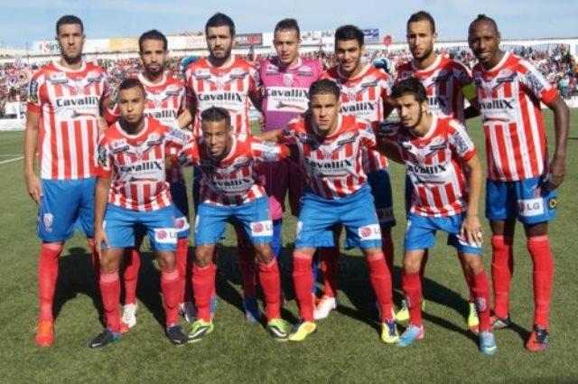 المغرب التطواني يخصص 15 مليون لكل لاعب مقابل الفوز