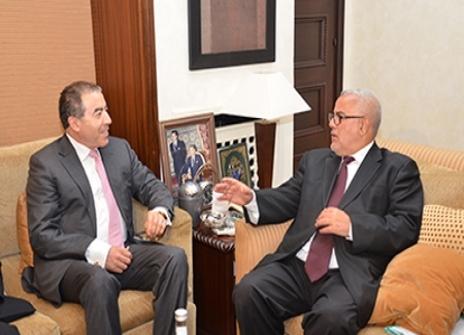 بنكيران يتباحث مع وزير الخارجية التونسي