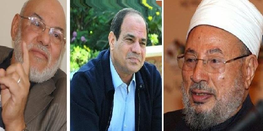 قيادي سابق في جماعة الإخوان يناصر السيسي