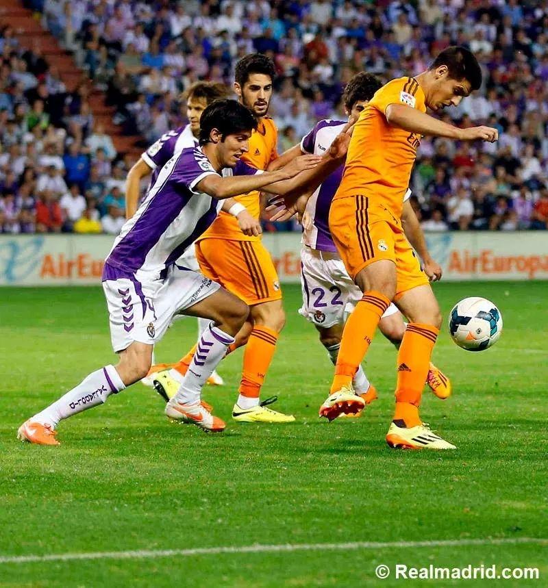 الريال يفقد لقب الدوري الاسباني