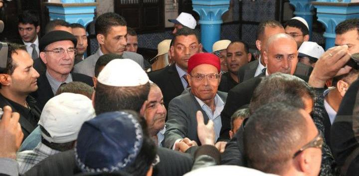 اليوم انطلاق الزيارة السنوية لمعبد الغريبة اليهودي بتونس