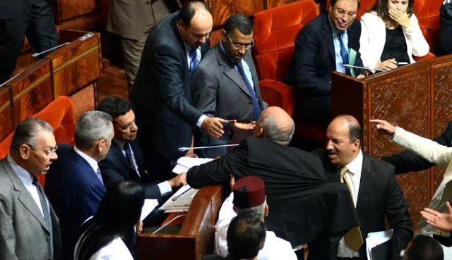 الوزير محمد الوفا يفجر جدلا في مجلس النواب..والمعارضة تطالبه بالاعتذار