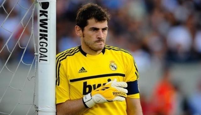 كاسياس يعود للمشاركة في الدوري الإسباني