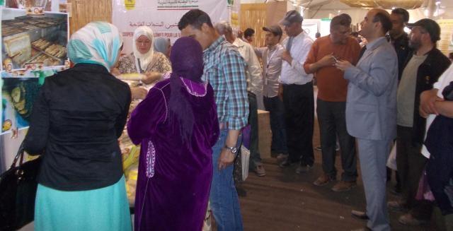 850 ألف زائر  في المعرض الدولي  للفلاحة بمكناس