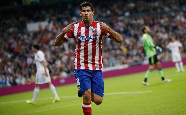 كوستا في قائمة سيميوني لمواجهة ريال مدريد