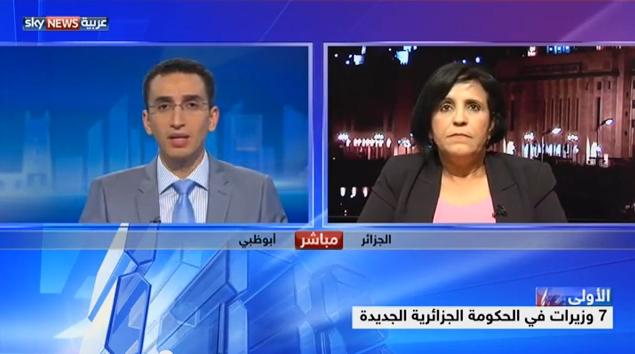 الحكومة الجديدة في الجزائر..انتظارات وانتقادات