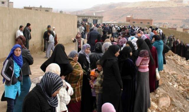 أمنستي: العالم خذل اللاجئين السوريين بلبنان