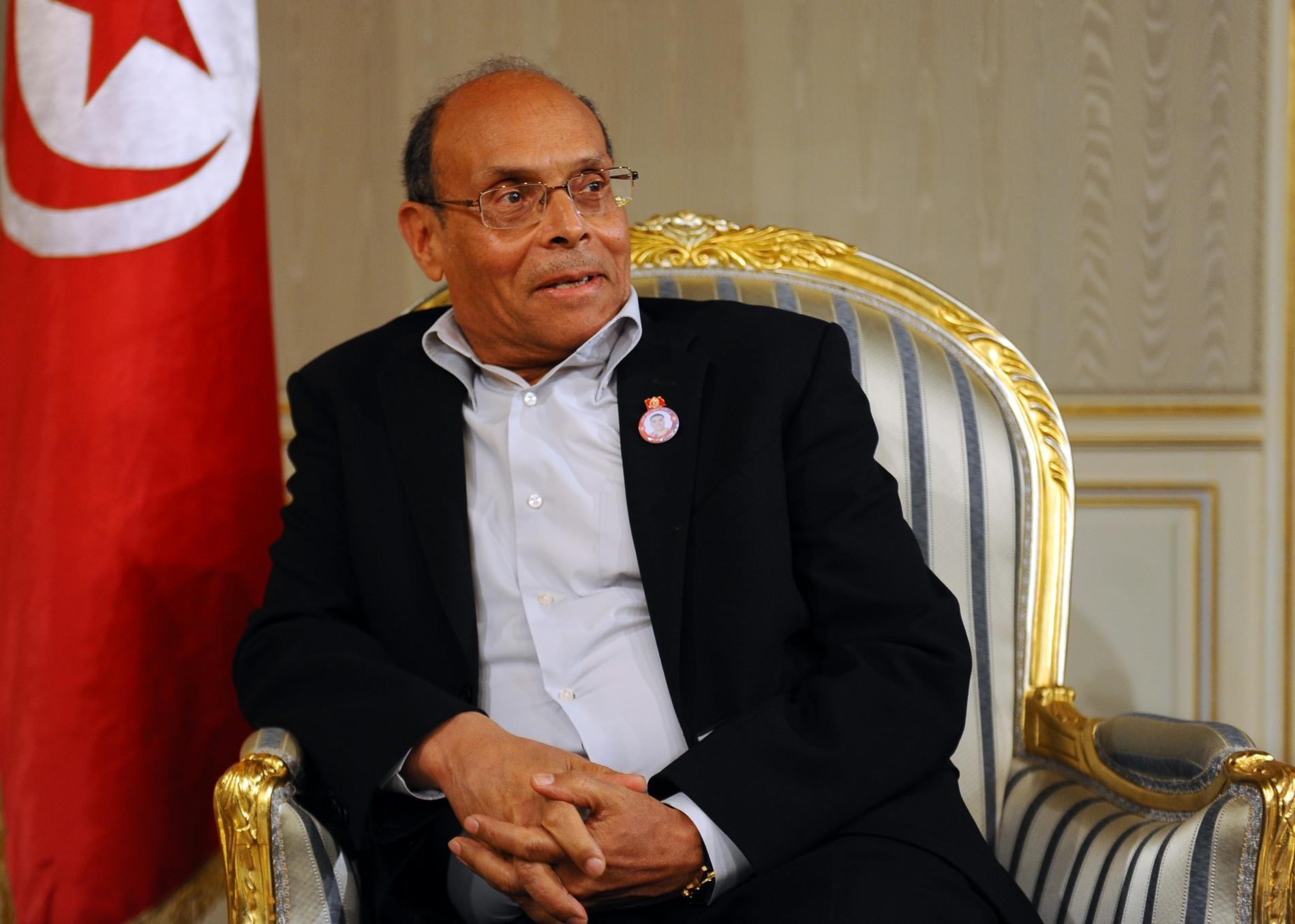 المرزوقي يؤكد دعم تونس لعلاقات التعاون مع إفريقيا