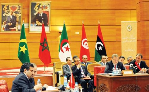 اجتماع طارئ لوزراء خارجية دول المغرب العربي حول الوضع بليبيا