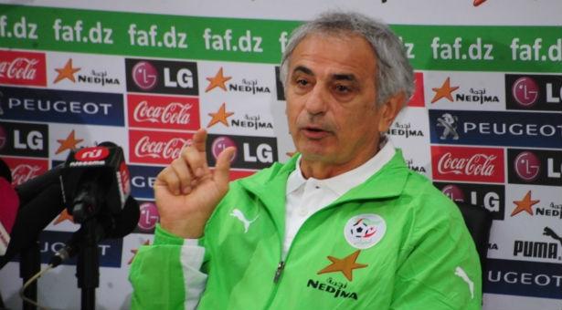 حليلوزيتش: المباراة الأولى أمام منتخب بلجيكا هي مفتاح المونديال