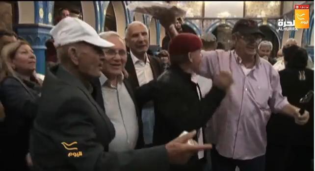السياح اليهود بتونس