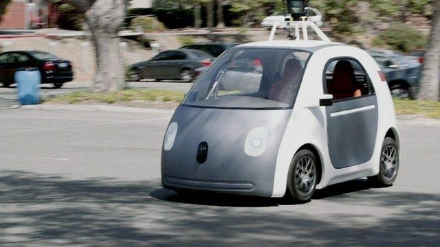 غوغل تعتزم صناعة سيارة جديدة ذاتية القيادة