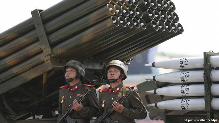قصف مدفعي متبادل على حدود الكوريتين