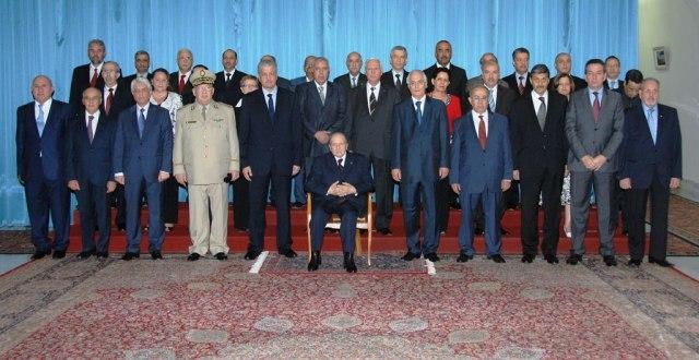 رسائل حكومة بوتفليقة الجديدة إلى المغرب
