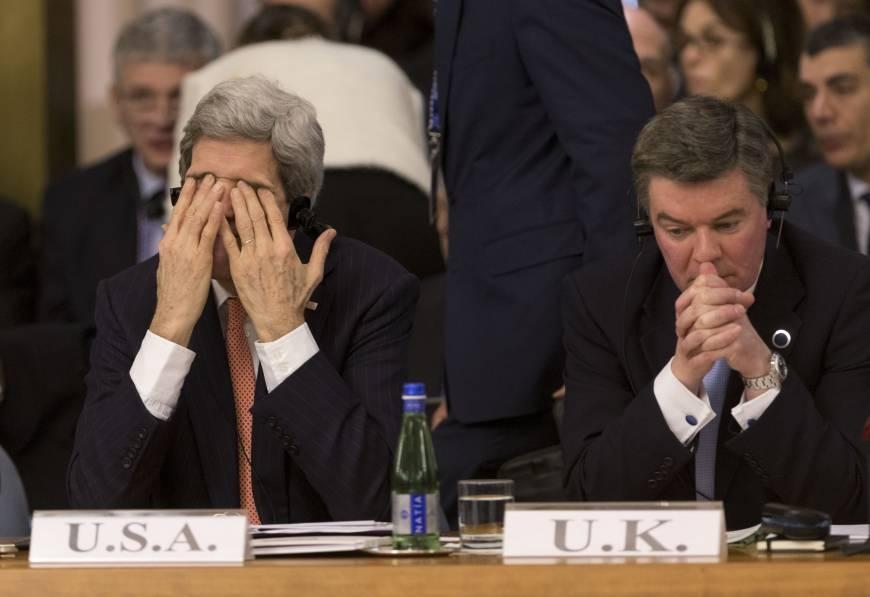 القوى الغربية تعرب عن قلقها مما يحدث في ليبيا