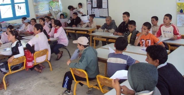 حزب مغربي يقدم رؤيته لإصلاح منظومة التعليم