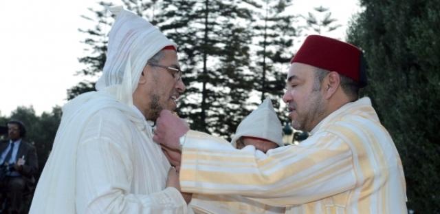 تعليمات ملكية  إلى وزير العدل لدراسة حالات مواطنين فرنسيين معتقلين في المغرب