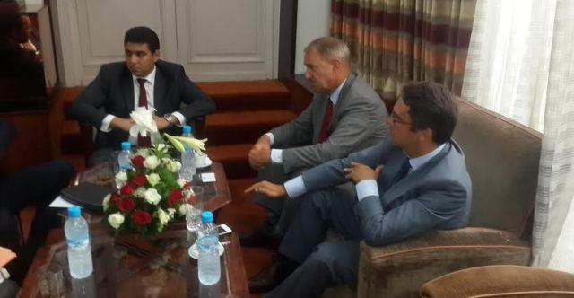 دعم التعاون بين المغرب وهولندا في المجال البرلماني