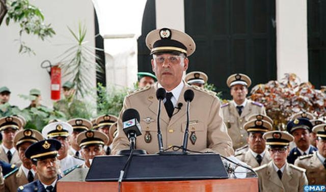 العاهل المغربي ينوه بجهود القوات المسلحة الملكية في ذكرى تأسيسها