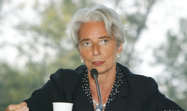 مباحثات هامة لمديرة الصندوق الدولي مع مسؤولين مغاربة في الرباط