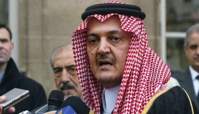 سعود الفيصل: مستعدون للتفاوض مع طهران