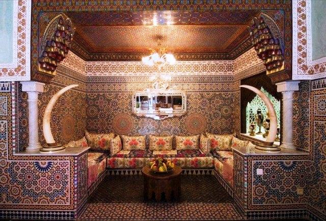 الفسيفساء المغربي لإضفاء ديكور أصيل بمنزلك