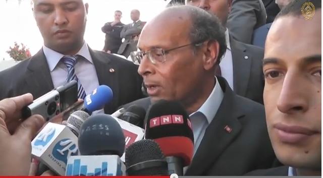 تصريح رئيس الجمهورية التونسية بمناسبة اليوم العالمي لحرية الصحافة