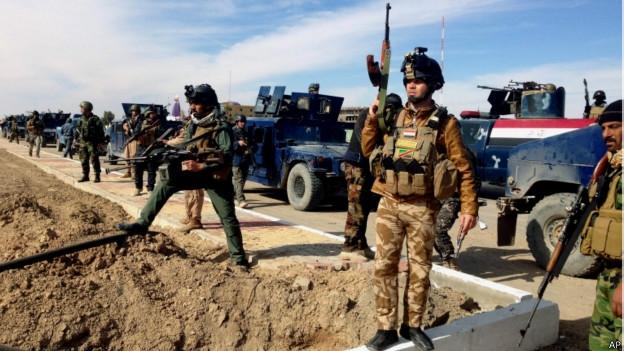 العراق: مقتل 20 جنديا في هجوم على قاعدة عسكرية