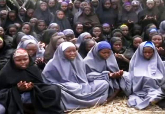 الجيش النيجيري يعثر على مكان الفتيات المخطوفات