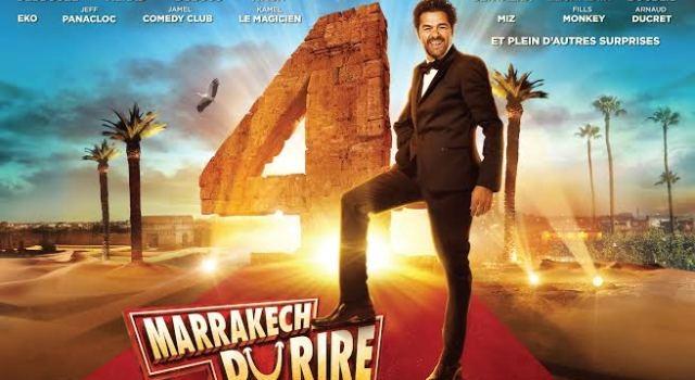 مدينة مراكش تتهيأ لاستقبال مهرجانها الدولي للضحك