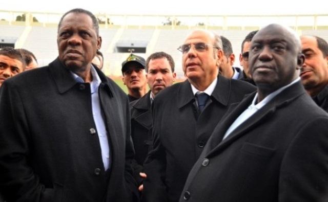 لجنة الكاف تتفقد ملاعب الجزائر المرشحة للكان
