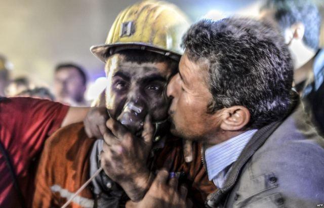 مصرع أكثر من 200 عامل في  منجم للفحم بتركيا