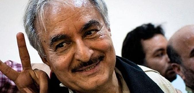 حفتر: بدأنا معركة الكرامة لتحرير ليبيا من التكفيريين