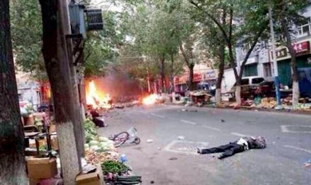 لقي 31 شخصا مصرعهم في اعتداء على إقليم تقطنه غالبية مسلمة بالصين