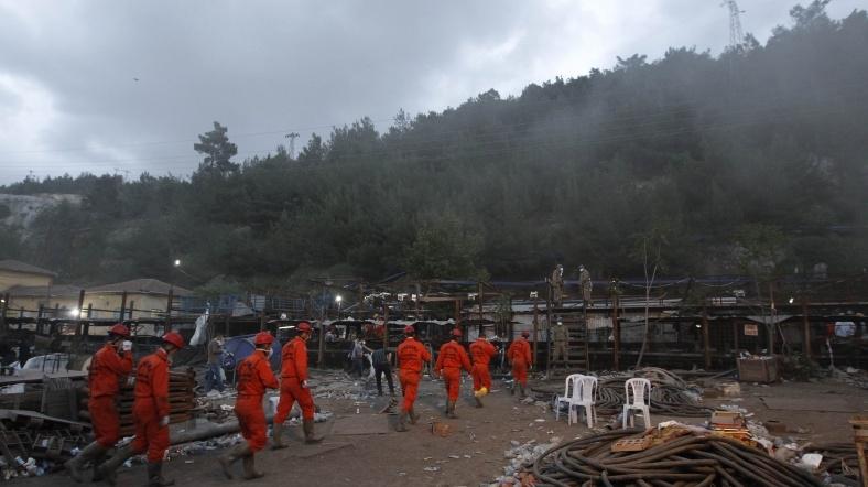 تركيا:تشكيل لجنة تقصي الحقائق حول كارثة