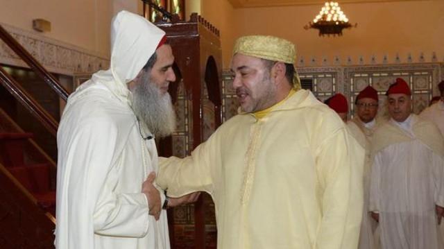 الشيخ الفيزازي: إمامتي بالعاهل المغربي
