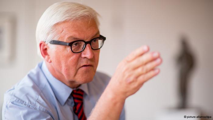 وزير الخارجية الالماني يصف حزبا  فرنسيا بـ