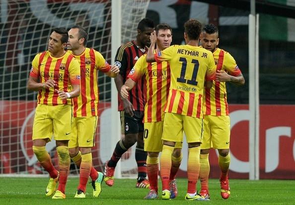 المعجزة لا تزال ممكنة لبرشلونة !