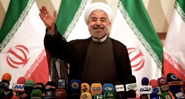 الرئيس الإيراني: من حق شعبنا أن يفرح